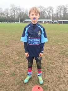 Muddy Rugby!